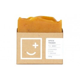 Fair + Square Spice Trader Body Soap