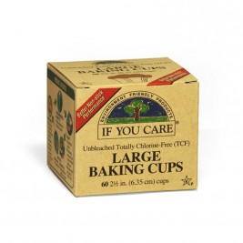 Compostable Baking Cups, Large
