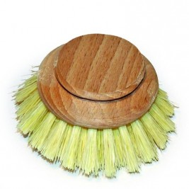Replacement Head, Wooden Dish Brush, 50mm