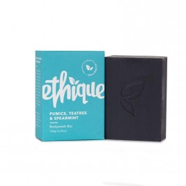 Ethique Pumice, Teatree and Spearmint Bodywash bar